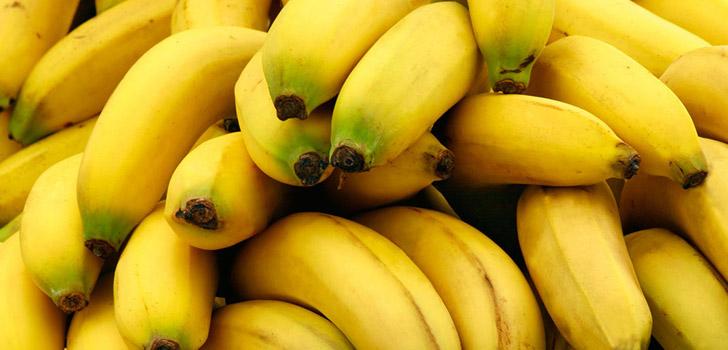 Kalorien der Banane: Infos aus der Kalorien-Tabelle..